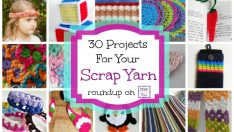 30 Free Crochet Projects for Your Scrap Yarn