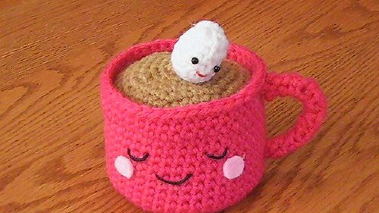 How About Making Cute Toys with Crocheting?