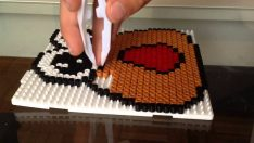 Creative Designs With Hama Beads