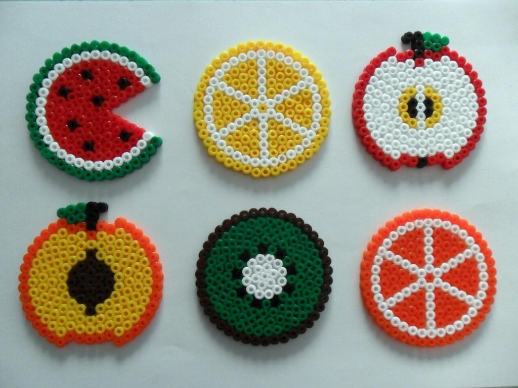 Creative Designs With Hama Beads - Knittting Crochet