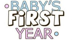 the First Year of a baby