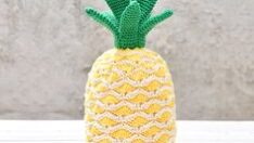 Amigurumi Pineapple