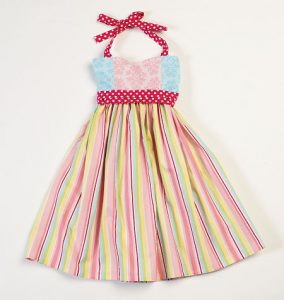 girls dress pattern1