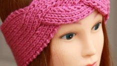 Crochet Headband Construction