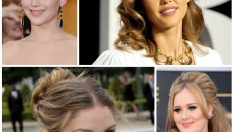 2017 Trend Hair Formal Models