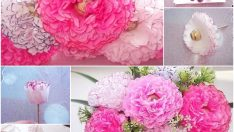 Make with Paper Flower Bouquet