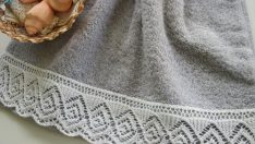 New Lace Towel Edge Patterns