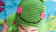 Animals Figured Patterns Hat Baby