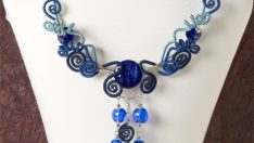 Handmade Beads Jewelry Models