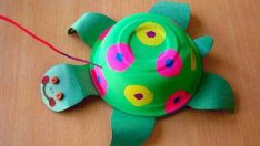 Homemade Toy Turtle Patterns