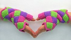 Ladies Knit Gloves New Patterns