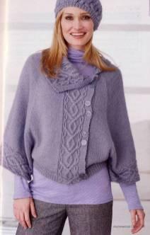 Hand Knitting Women's Sweaters (13)