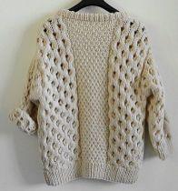 Hand Knitting Women's Sweaters (19)