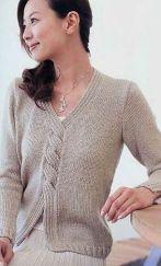 Hand Knitting Women's Sweaters (5)