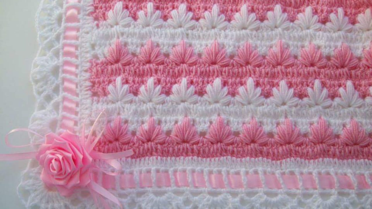 Knitted Baby Blanket Patterns – Part-1