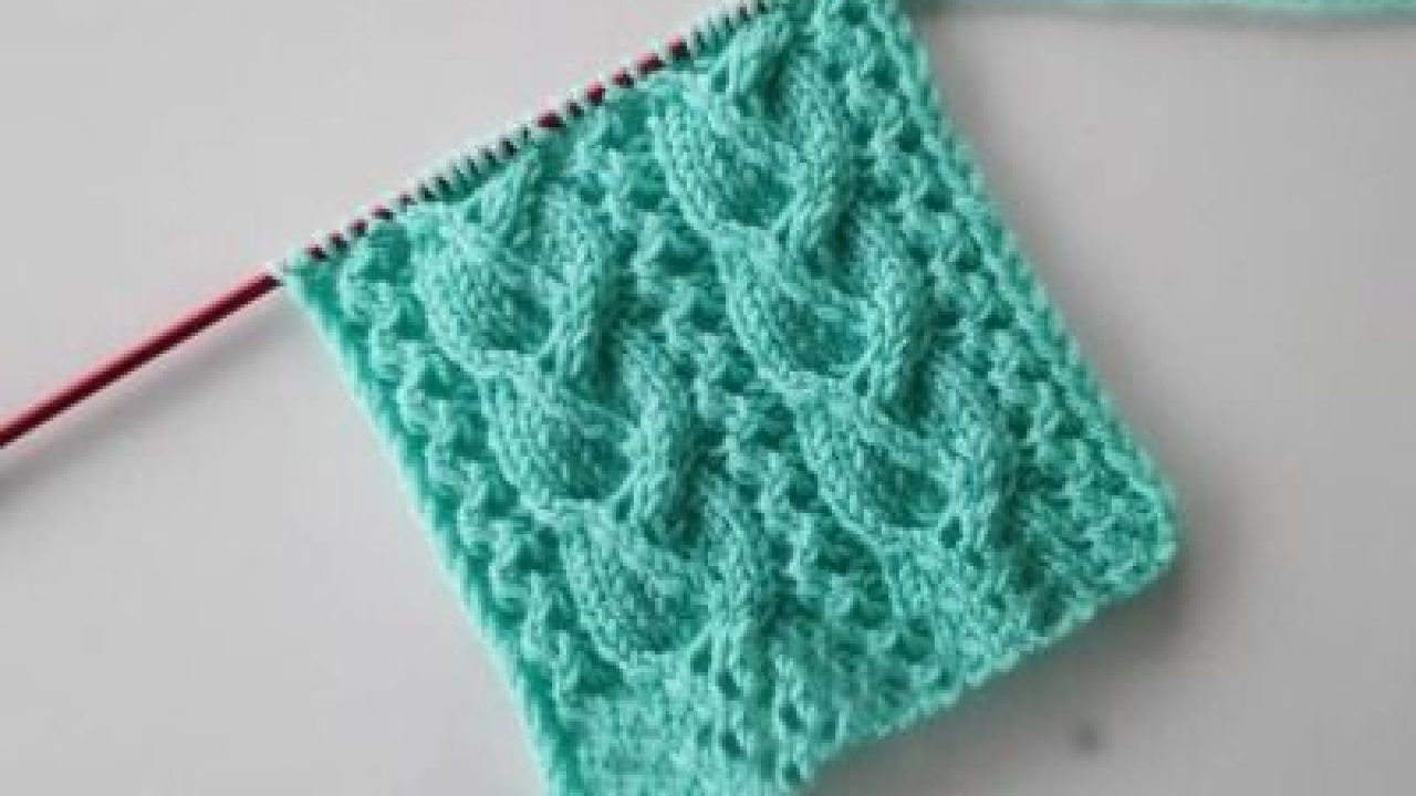 Best Beautiful Easy Knitting Patterns