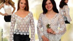 Summer Women's Crochet and Lace Dress Patterns
