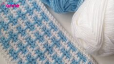 How to make a baby blanket pattern