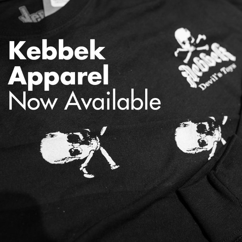 KebbeK Skateboards Apparel