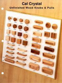 Knobs-Etc.com, LLC - Unfinished Wood Collection Cabinet ...
