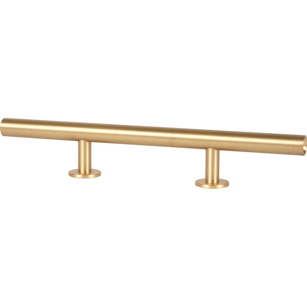 brushed brass cabinet pulls  Home Decor