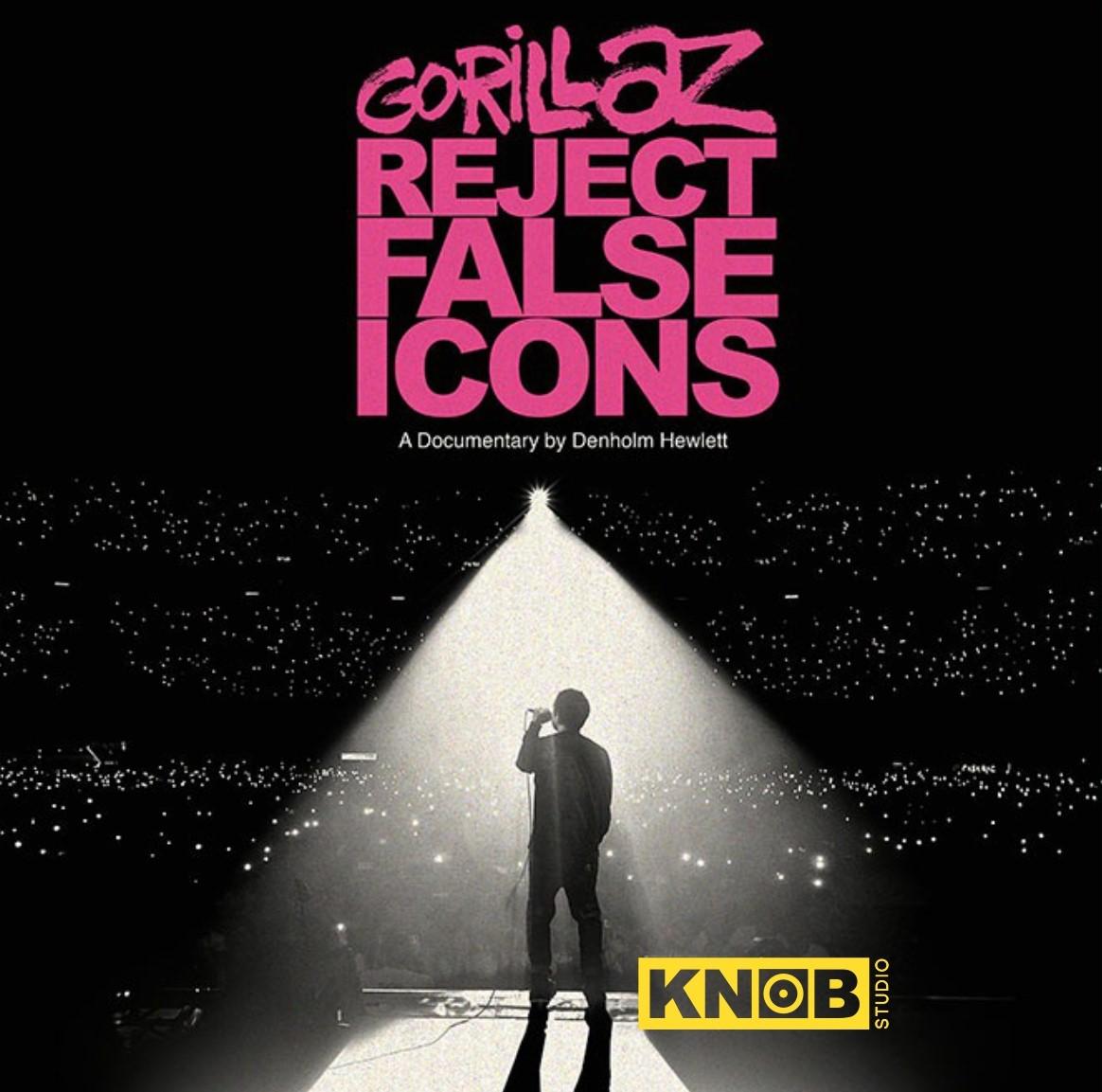 """Llega a los cines el documental de Gorillaz """"Reject False Icons"""""""