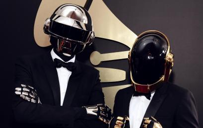 """""""Random Access Memories"""" del dúo Daft Punk se convierte en el Vinilo más vendido de la década"""