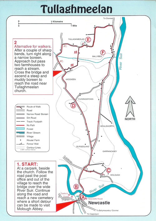 Tullaghmeelan-walk-Map