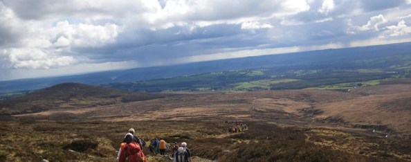 Pilgrimage Walk Ireland