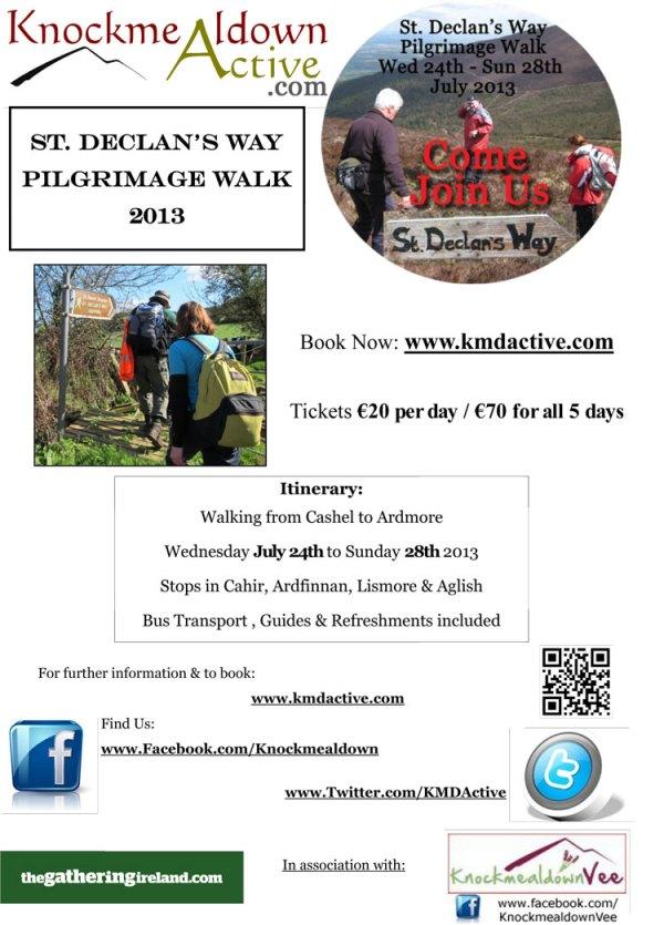 Irish Camino Routes