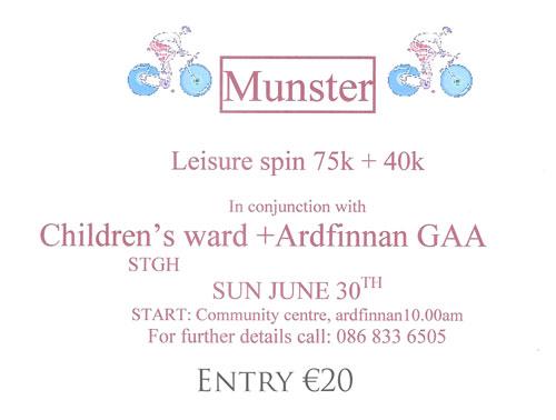 Children's Ward Fundraiser