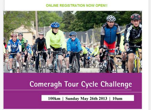 Comeragh Tour 2013