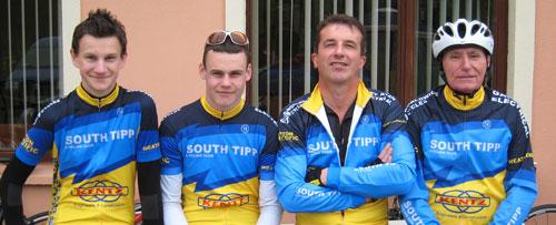 South-Tipp-Cyclists