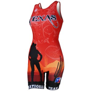 Texas National Team (red)