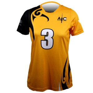 Aucklnad central volleyball jersey