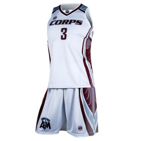 Texas A&M Corps Basketball (white)