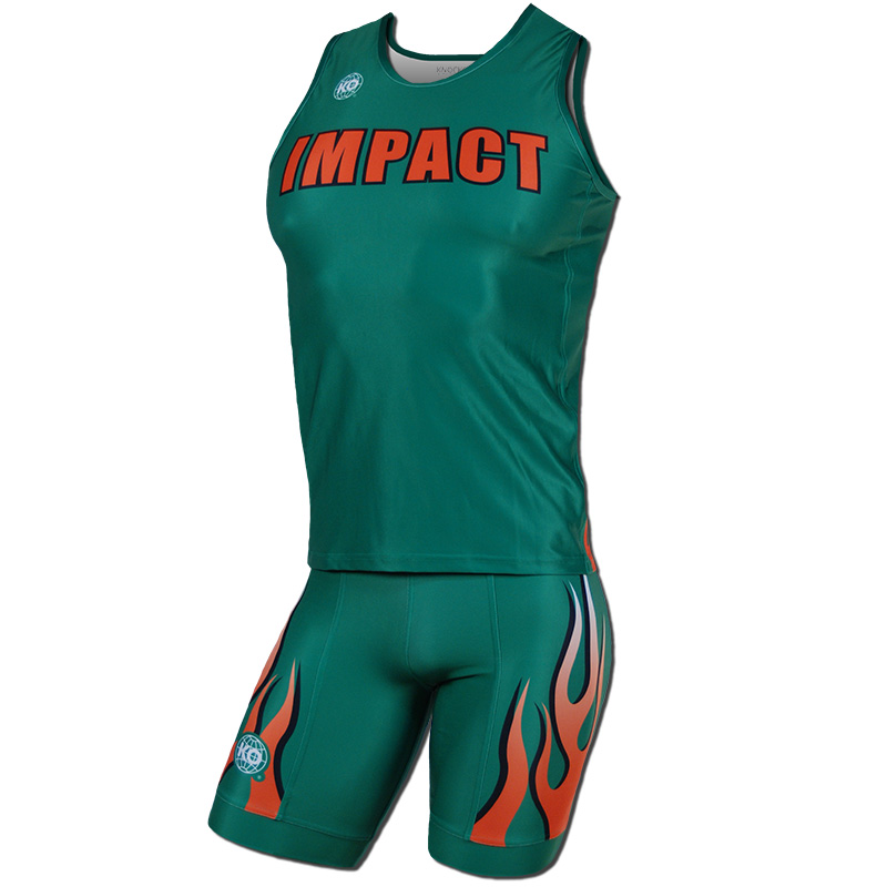 Impact Track Club - Boys's Green