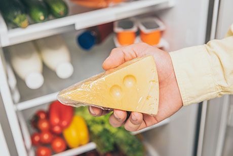 Hoe kun je het beste kaas bewaren