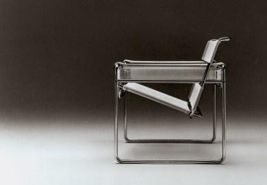 Bauhaus Chairs Holes