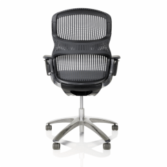 Office Chair You Sit Backwards Best Stadium Reviews Generation By Knoll Ergonomic