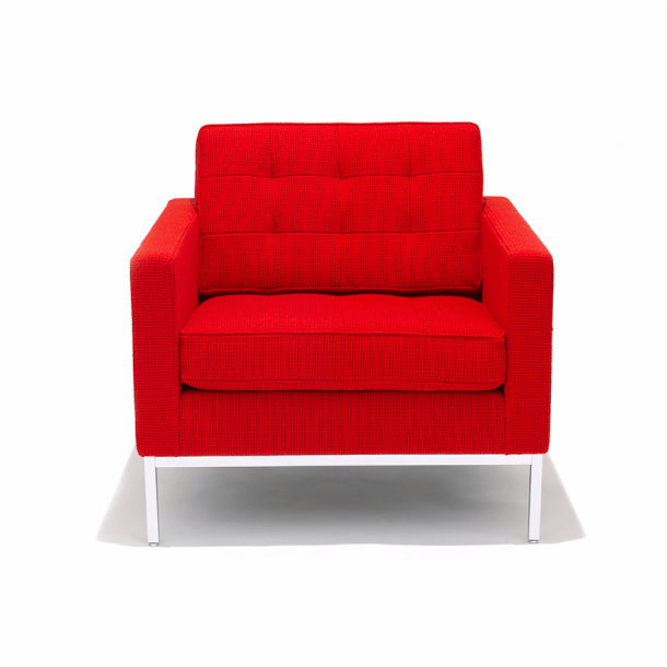 red lounge chair bungee cord target florence knoll