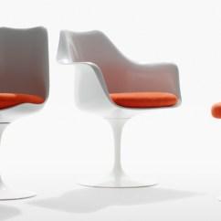 Aluminum Management Chair Summer Bentwood High Tulip Armless | Knoll