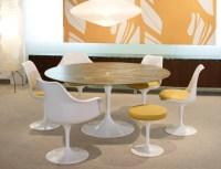 Tulip Armless Chair | Knoll