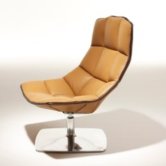 Jehs Laub Lounge Chair Lucite Office On Wheels Knoll The