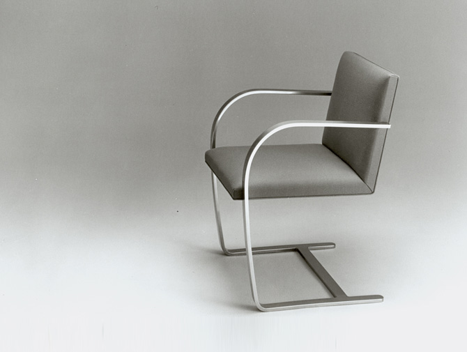 Brno Chair  Flat Bar  Knoll