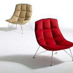 Jehs Laub Lounge Chair Metal Frame Dining Chairs 43laub Knoll