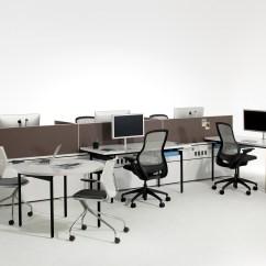 Ergonomic Chair Design Dimensions Preston Accessories Multigeneration By Knoll® Hybrid Base Side