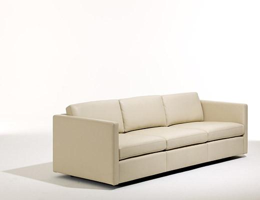 knoll pollock chair covers garden pfister sofa and ottoman  