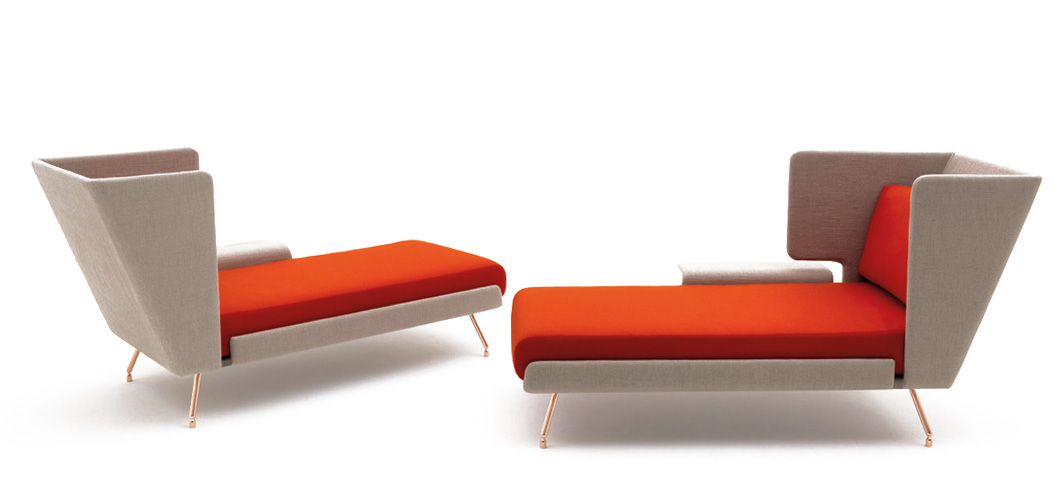 Architecture  Associs Residential Lounge Chair  Knoll