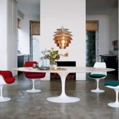 Tulip Table And Chairs Patio Chair Cushions Clearance Arm Knoll Dining Area Classics Knollstudio Residential Residence Home Saarinen